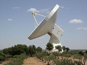 Centro Astronómico de Yebes