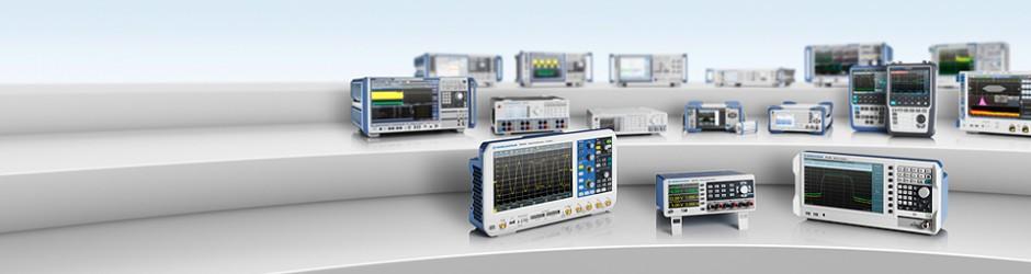 Osciloscopios Rohde & Schwarz RTC1000, RTM3000 y RTA4000