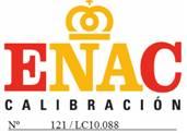 Laboratorio de Calibración. Acreditación ENAC